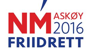 NM friidrett 2016
