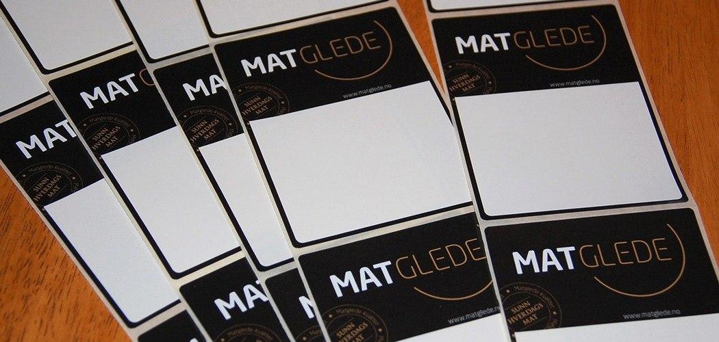 Matglede AS // profilering